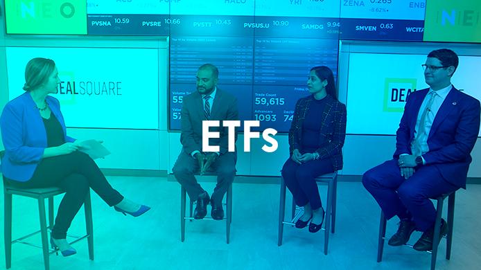 MASTERCLASS: ETFs - November 2019