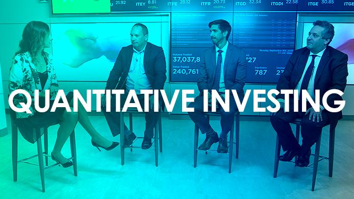 MASTERCLASS: Quantitative Investing - September 2019
