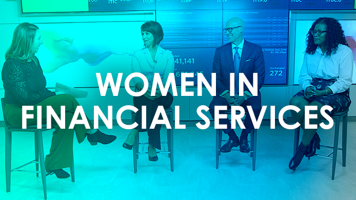 MASTERCLASS: Women in Financial Services - October 2019