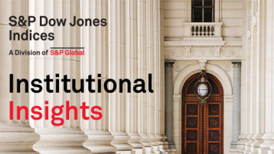 Institutional Insights from S&P Dow Jones Indices