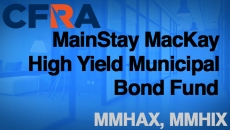 Highly Rated Mainstay Mackay High Yield Municipal Bond Fund