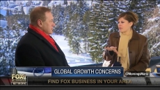 Sunshine for Stocks as Clouds Form over Davos
