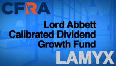 Lord Abbett Calibrated Dividend Growth Fund (LAMYX)