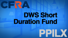 DWS Short Duration Fund (PPILX)