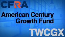 American Century Growth Fund (TWCGX)