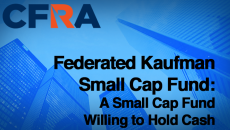 Federated Kaufman Small Cap Fund: A Small Cap Fund Willing to Hold Cash