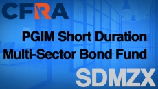 PGIM Short Duration Multi-Sector Bond Fund (SDMZX)