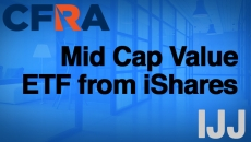 IJJ – Mid-Cap Value ETF from iShares