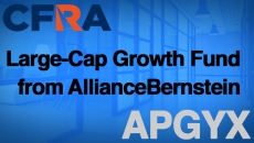 APGYX – Large-Cap Growth Fund from AllianceBernstein
