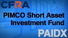 PAIDX –PIMCO Short Asset Investment Fund