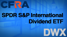 SPDR S&P International Dividend ETF (DWX)