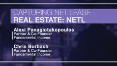 Capturing Net Lease Real Estate: NETL