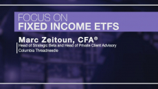 Focus on Fixed Income ETFs