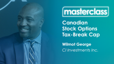 Canadian Stock Options Tax-Break Cap