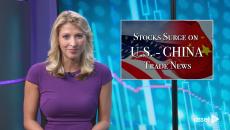 Positive Trade News Sparks Stock Rally