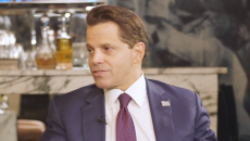 The Mooch's Favorite Moment in the White House