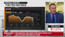 """Fractured"" FOMC Lowers Interest Rate as Expected"