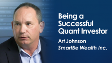 Being a Successful Quant Investor