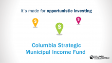 Strategic Municipal Income Fund | Columbia Threadneedle