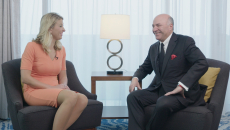 Kevin O'Leary Discusses the Deadly Coronavirus