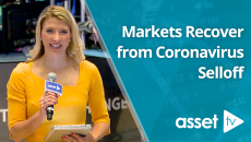 Markets Recover from Coronavirus Selloff
