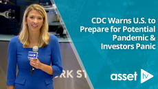 CDC Warns U.S. to Prepare for Potential Pandemic & Investors Panic