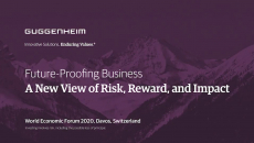 Future-Proofing Business: A New View of Risk, Reward, and Impact