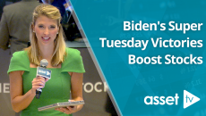Biden's Super Tuesday Victories Boost Stocks