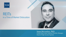 REITs in a Time of Market Dislocation