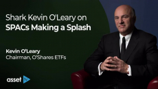 Kevin O'Leary on His Dual-Class Crypto Predictions & 28 SPAC Investments