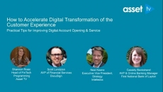 How to Accelerate Digital Transformation of the Customer Experience