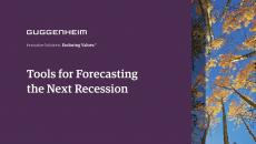 Tools for Forecasting the Next Recession