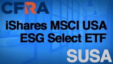 iShares MSCI USA ESG Select ETF (SUSA)