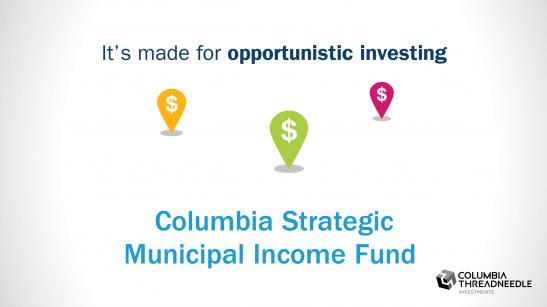 Strategic Municipal Income Fund   Columbia...