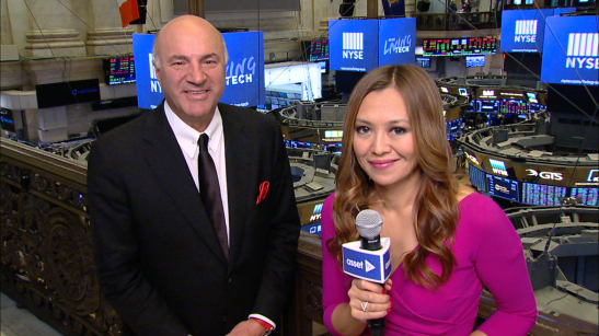Kevin O'Leary Opposes Big Tech...