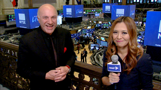 Kevin O'Leary: Tariffs are Value-added...