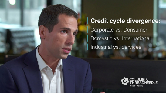 Understanding the credit cycle