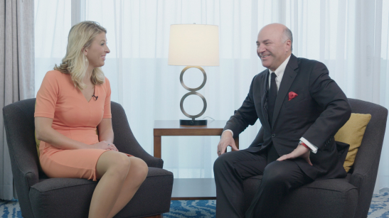 Kevin O'Leary Discusses the Deadly...