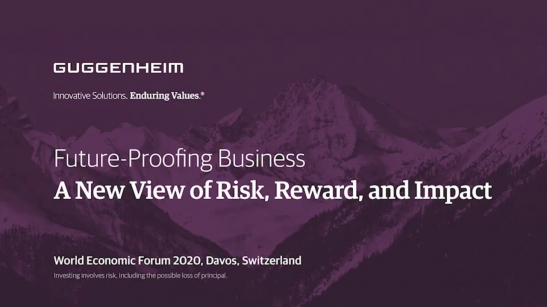 Future-Proofing Business: A New View of Risk...