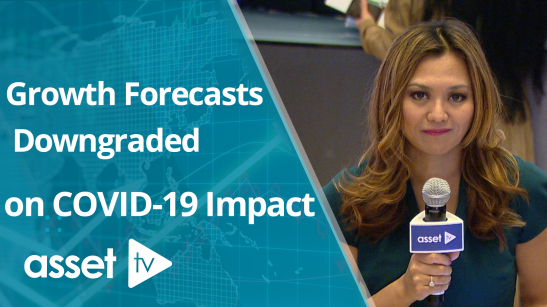 Growth Forecasts Downgraded on COVID-19...
