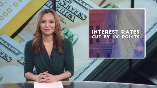 Fed Cuts Rates, Restarts QE