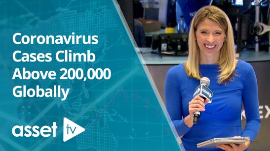 Coronavirus Cases Climb Above 200,000...
