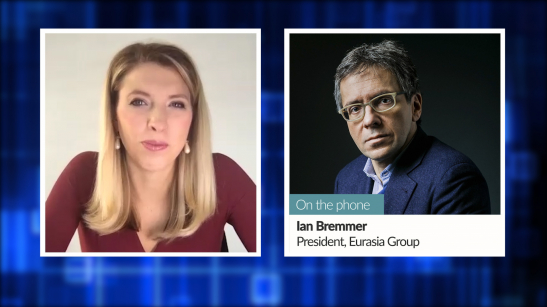 Eurasia Group's Ian Bremmer on...