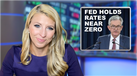 Fed Holds Rates Near Zero