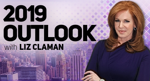 2019 Outlook with Liz Claman