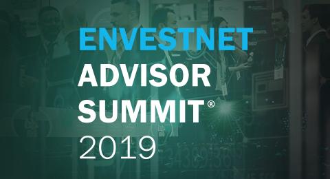 Envestnet Advisor Summit 2019