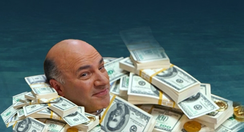 Invest Like Shark Tank's Kevin O'Leary