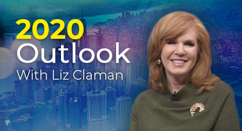 2020 Outlook with Liz Claman